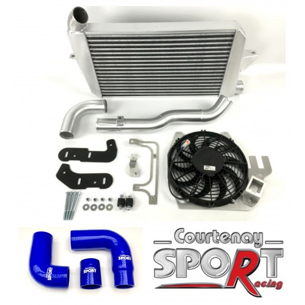 Uprated Alloy Water Radiator Astra J VXR
