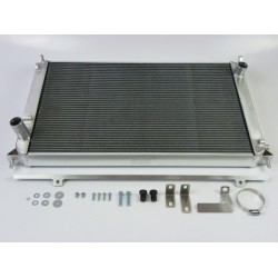 Cooling Package Intercooler and Water Radiator Vectra VXR