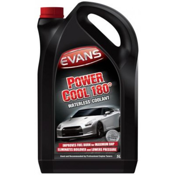 Evans Waterless Power Cool 180 5L
