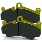 Brake Pad Set Pagid RS29 - K Sport 8 / D2 6 Pot