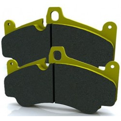 Brake pad Set Pagid RS29 - AP 6 Pot VXRacing