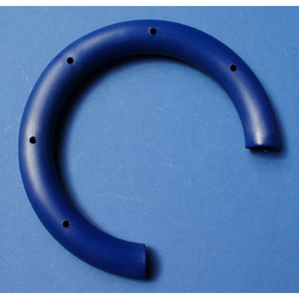 Spring Isolator Front Blue - Astra H/Zafira B Vectra C/Signum