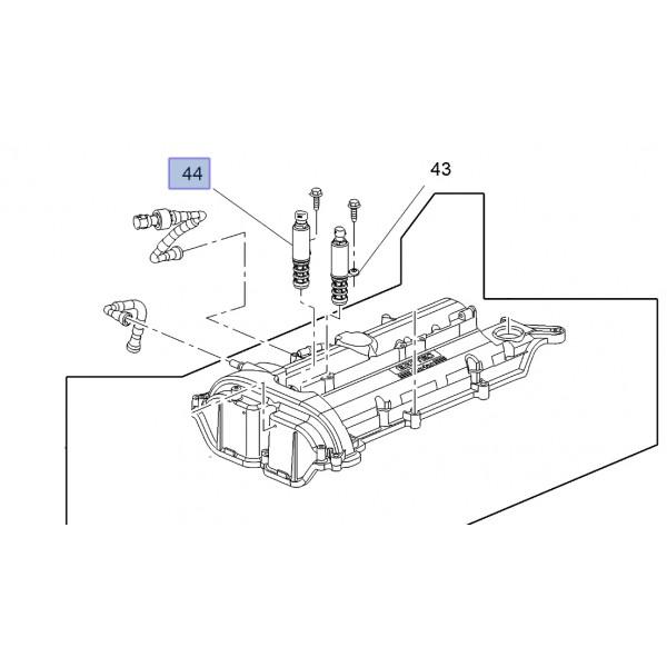 Camshaft Position Solenoid Valve Exhaust - Astra J VXR 2.0T A20NFT