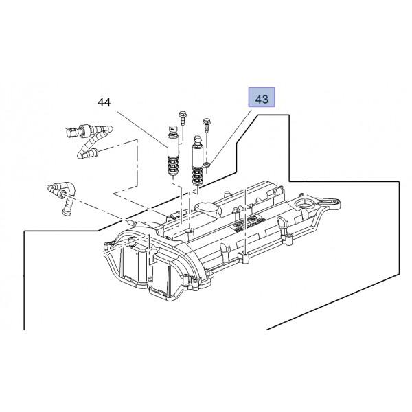 Camshaft Position Solenoid Valve Inlet - Astra J VXR 2.0T A20NFT