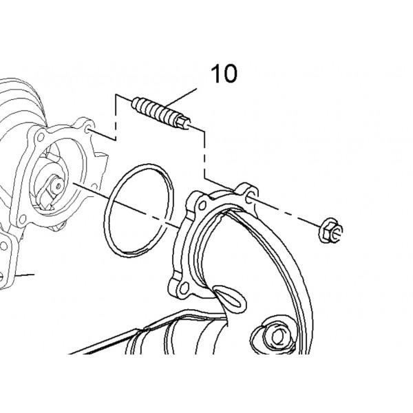 Stud M10 Exhaust / Turbo