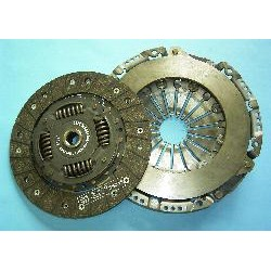 Clutch Fast Road 228mm: Cover and Disc - Astra G Zafira A 2.2 16v Z22SE