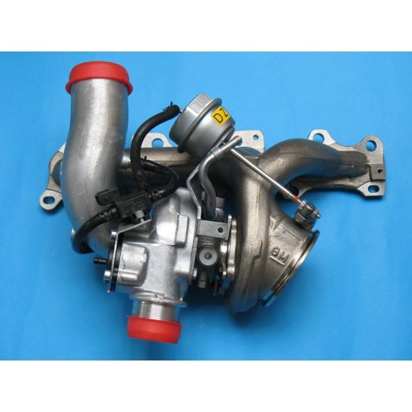 VXR Turbocharger adjusted for Z20LET engine