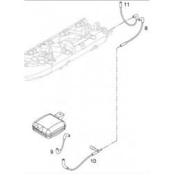 Vacuum Pipes OE - Z16LEx A16LEx Astra H