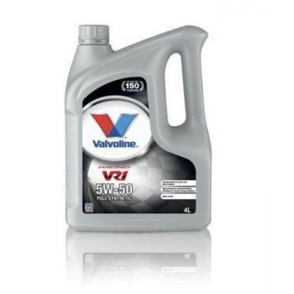 Engine Oil Fully Synthetic Valvoline VR1 Racing 5w-50 - 4L