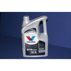 Engine Oil Fully Synthetic 5w-40 Valvoline SynPower - 5L