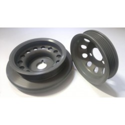 Alloy Water Pump Pulley - Z16LEx A16LEx