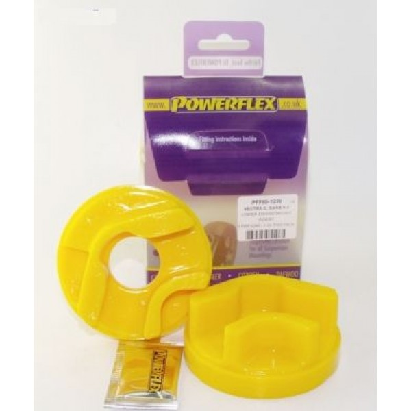 Powerflex Engine Mount Front Poly Insert - Vectra C Petrol