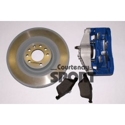 345mm Brake Upgrade Kit Front - Vectra C/Signum