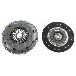 Clutch OE: Cover and Disc - Vectra C 2.8T inc VXR