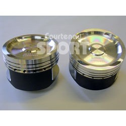 Pistons Forged Wossner - Z20LEx Set of 4