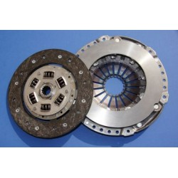 Clutch Uprated 228mm: Cover and Organic Disc - Vectra B V6
