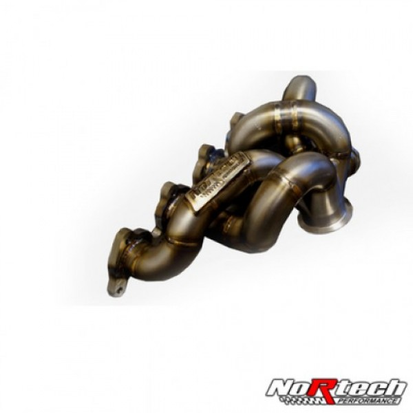 Nortech V Band Tubular Manifold 2.0 Turbo Z20LEx
