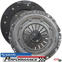 Clutch Uprated 215mm: Sachs Cover and Disc - Corsa D Astra H Meriva 1.6T