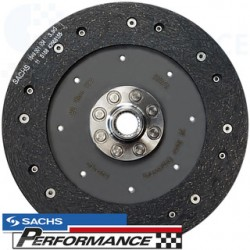 Clutch Uprated 215mm: Sachs Disc - Corsa D Astra H Meriva 16T