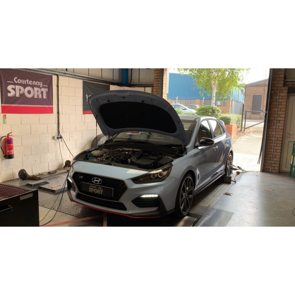 Courtenay Sport Bespoke ECU Software/Remapping - i30N