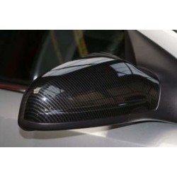 Carbon Look Mirror Covers Astra H