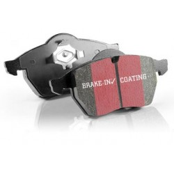 Brake Pad Set Rear EBC Ultimax - Corsa E inc VXR