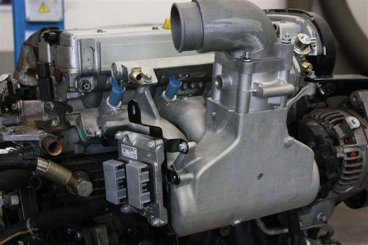 High Flow Inlet Manifold