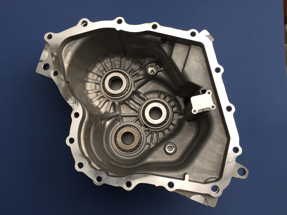 M32 Revised Gearbox Endcase and Bearings