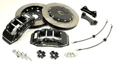 K Sport 356mm 8 Pot Brake Kit