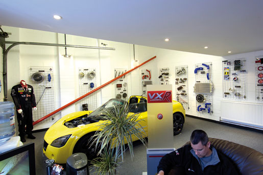 Our Waiting Area and Showroom