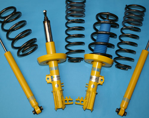 Suspension and Chassis Tuning - Click Here