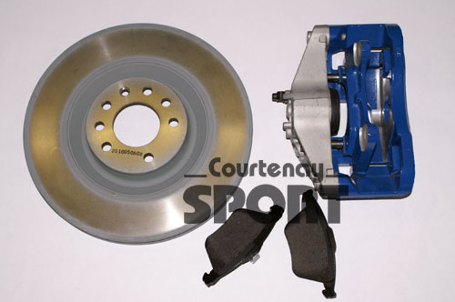 345mm Brake Upgrade Full Size Image - Click Here
