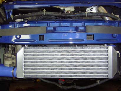 Lower Front Mounted Intercooler