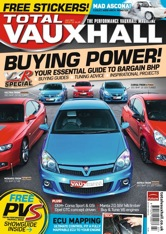 Total Vauxhall July 2011