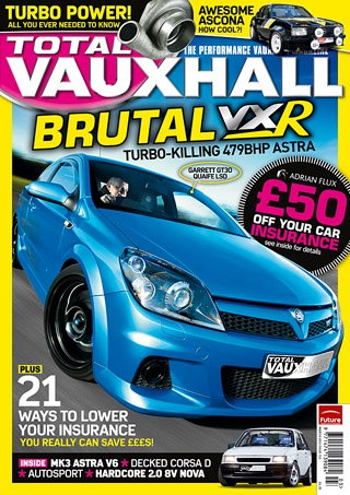 Total Vauxhall March 2012
